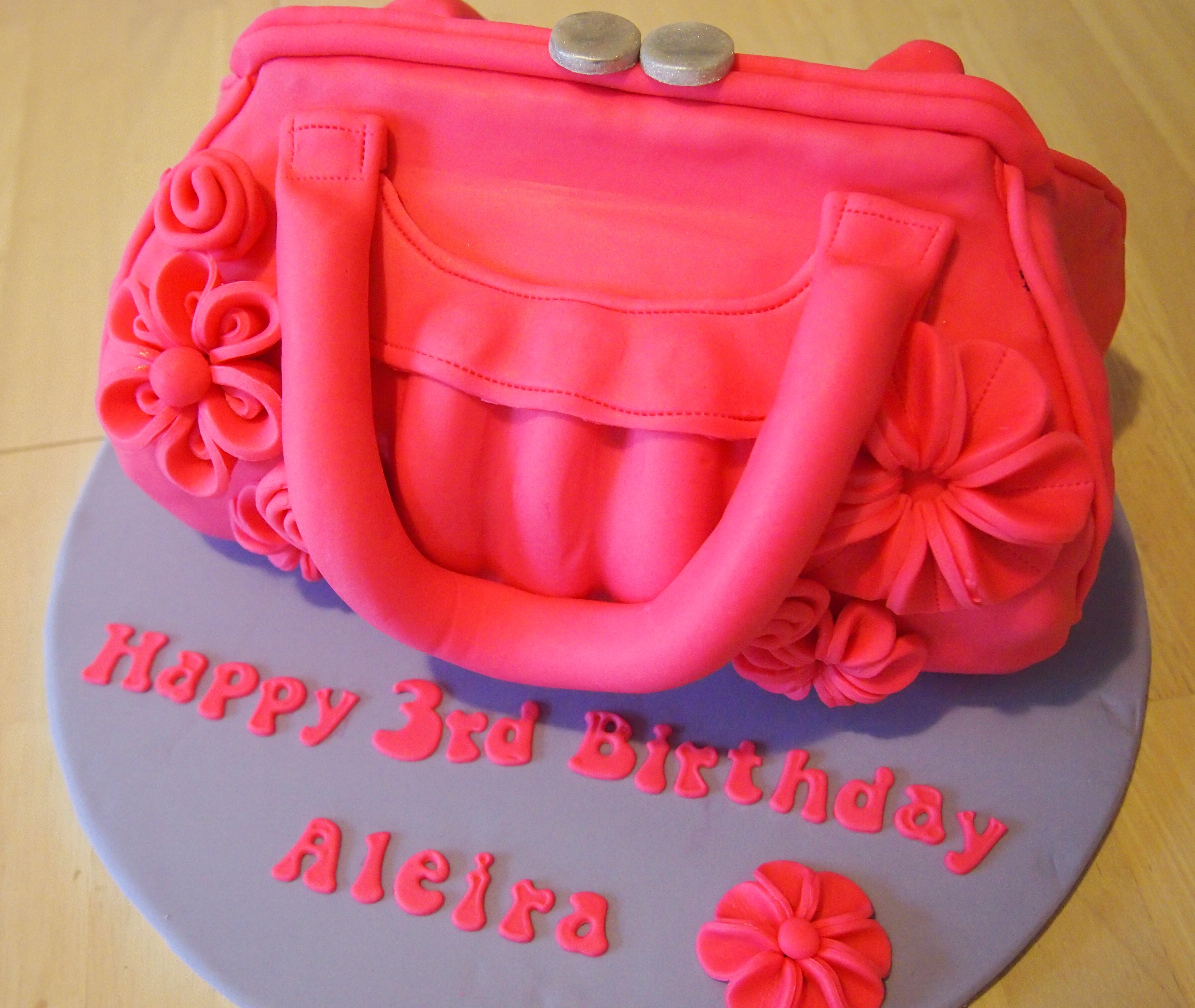 Birthday Cake Images With Message : Special Birthday Cakes Confessions of a Cake Addict