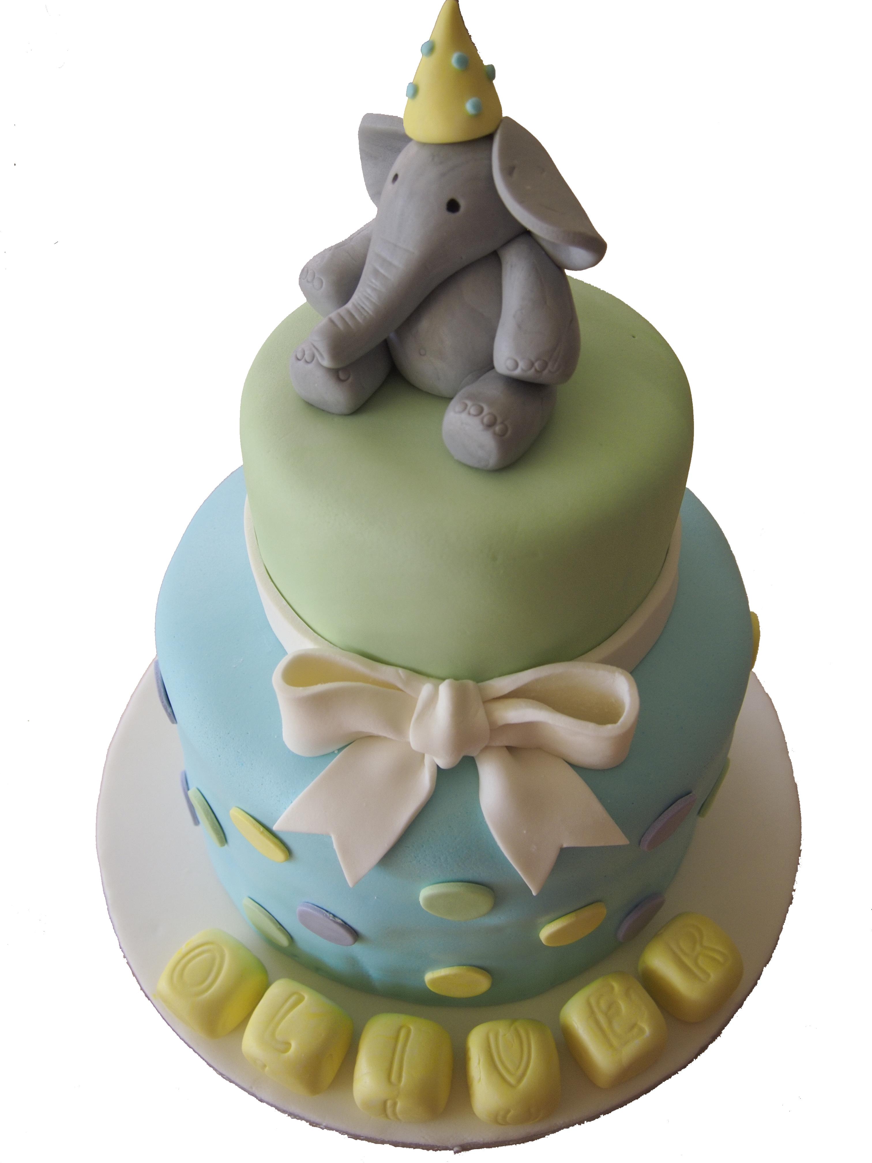 Elephant Cake Topper Confessions Of A Cake Addict